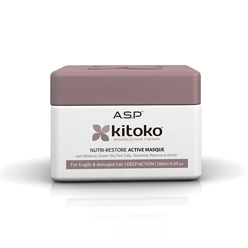 Kitoko - Nutri Restore Active Masque 200ml