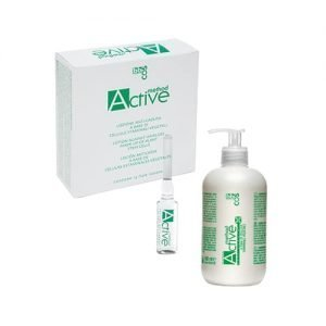 bbcos Therapeutic Line Method active stem cells anti hairloss kit 6 8ml 150ml